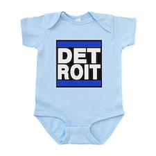 detroit blue Body Suit