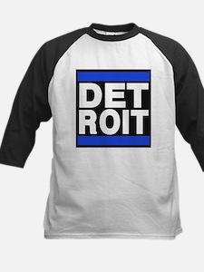 detroit blue Baseball Jersey