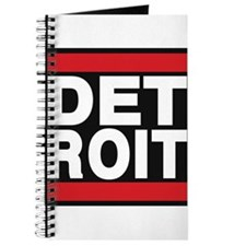 detroit red Journal