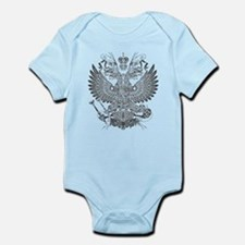 Byzantine Eagle Infant Bodysuit