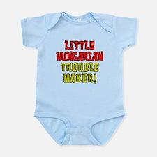 Little Hungarian Trouble Maker Body Suit