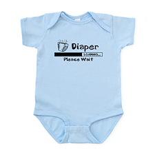 Diaper Loading Body Suit