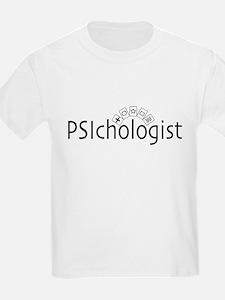 PSIchologist T-Shirt