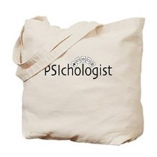 PSIchologist Tote Bag