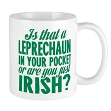 Leprechaun In Your Pocket Mug