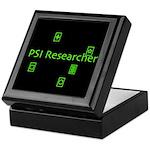 PSI Researcher Keepsake Box