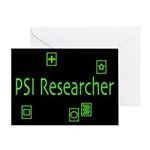 PSI Researcher Greeting Card