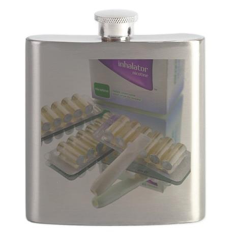 Flask - Nicotine inhalator
