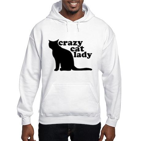 Crazy Cat Lady Hoodie