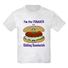 Middle Child - Tomato T-Shirt