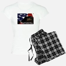 Gods Guts & Guns Pajamas