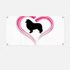 Heart My Collie Banner