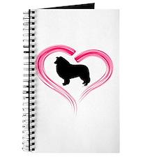 Heart My Collie Journal