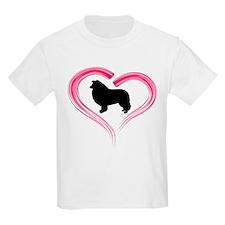Heart My Collie T-Shirt
