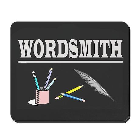 WORDSMITH Mousepad