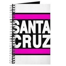 santacruz pink Journal