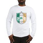 Ireland-Emerald-Isle Long Sleeve T-Shirt