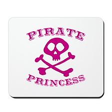 Pirate Princess Mousepad