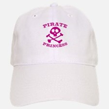 Pirate Princess Baseball Baseball Cap