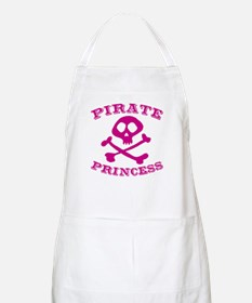 Pirate Princess BBQ Apron