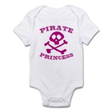 Pirate Princess Infant Bodysuit