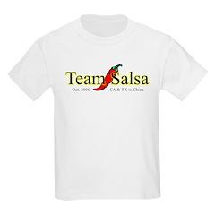 Team Salsa Kids T-Shirt