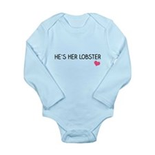 Hes Her Lobster Body Suit
