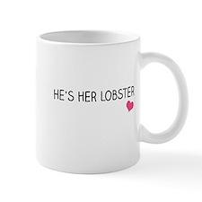 Hes Her Lobster Mug