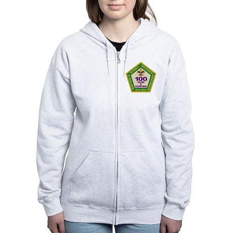 T31 Anniversary Logo Women's Zip Hoodie