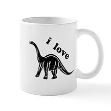Dinosaur Love Mug