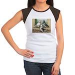 Show Racer Trio Women's Cap Sleeve T-Shirt