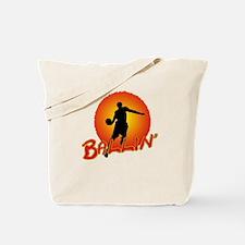 Ballin' Tote Bag