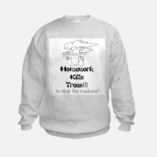 Funny Kids  Sweatshirt