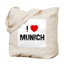 I * Munich Tote Bag