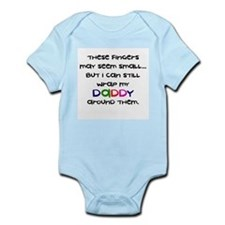 Daddy Wrapped Around Finger - Body Suit