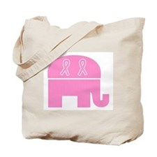 Pink GOP Tote Bag
