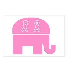 Pink GOP Postcards (Package of 8)