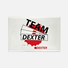 Team Dexter Rectangle Magnet