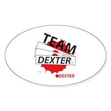 Team Dexter Decal