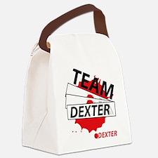 Team Dexter Canvas Lunch Bag