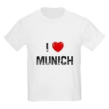 I * Munich Kids T-Shirt