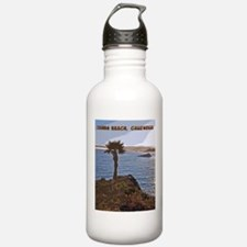 Pismo Beach, California Sunset Water Bottle