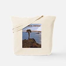 Pismo Beach, California Sunset Tote Bag