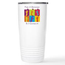 Cute School counselor Travel Mug