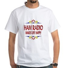 Ham Radio Life Happy Shirt