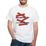 B4P - Lard Bless America White T-Shirt