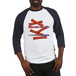 B4P - Lard Bless America Baseball Jersey