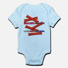 B4P - Lard Bless America Infant Bodysuit