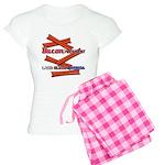 B4P - Lard Bless America Women's Light Pajamas
