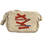 B4P - Lard Bless America Messenger Bag